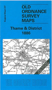 Thame & District 1886 - England Sheet 237