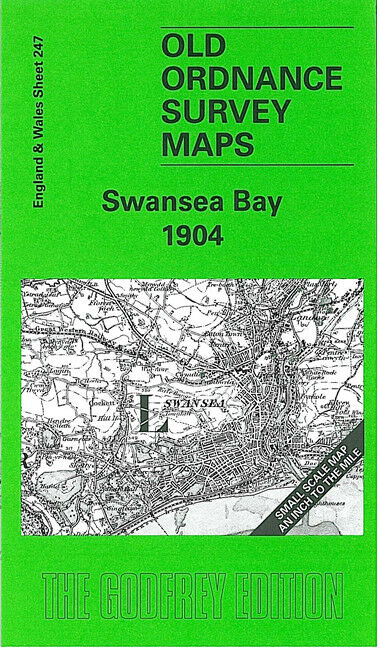 Swansea Bay 1904 - Wales Sheet 247