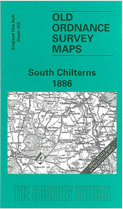 South Chilterns 1886 - England Sheet 255