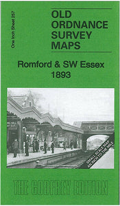 Romford & SW Essex 1893 - England Sheet 257