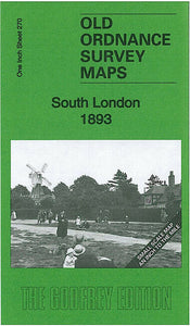 South London 1893 - England Sheet 270