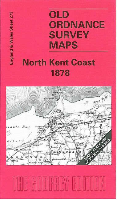 North Kent Coast 1878 - England Sheet 273