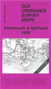 Portsmouth & Spithead 1893 - England Sheet 331