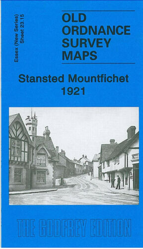 Stansted Mountfichet 1921 - Essex Sheet 23.15