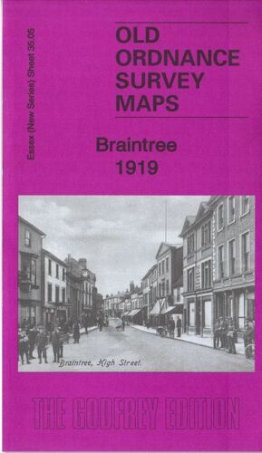 Braintree 1919 - Essex Sheet 35.05