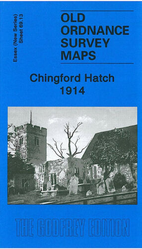 Chingford Hatch 1914 - Essex Sheet 69.13