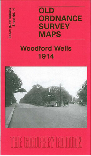 Woodford Wells 1914 - Essex Sheet 69.14