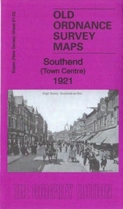 Southend Town Centre 1921 - Essex Sheet 91.02
