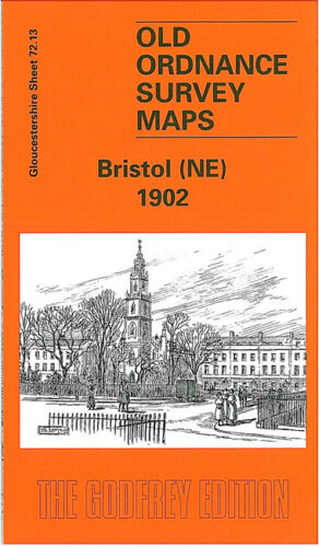 Bristol North East 1902 - Gloucestershire Sheet 72.13a