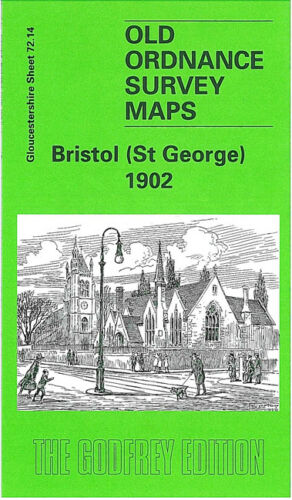 Bristol St George 1902 - Gloucestershire Sheet 72.14