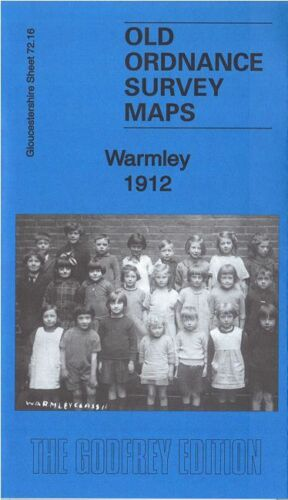 Warmley 1912 - Gloucestershire Sheet 72.16