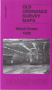 Wood Green 1935 - London Sheet 7c