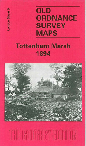 Tottenham Marsh 1894 - London Sheet 9