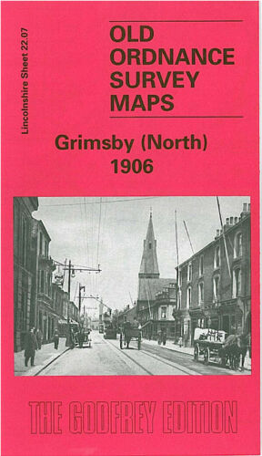 Grimsby North 1906 - Lincolnshire Sheet 22.07