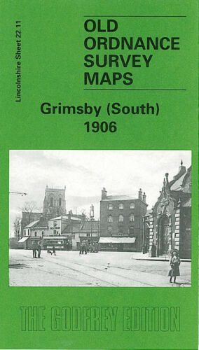 Grimsby South 1906 - Lincolnshire Sheet 22.11