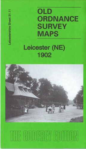 Leicester North East 1902 - Leicestershire Sheet 31.11a