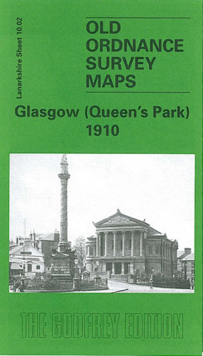 Glasgow Queens Park 1910 - Lanarkshire Sheet 10.02