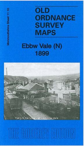 Ebbw Vale North 1899 - Monmouthshire Sheet 11.10