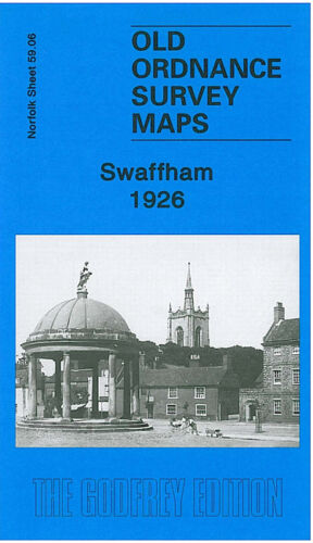 Swaffham 1926 - Norfolk Sheet 59.06