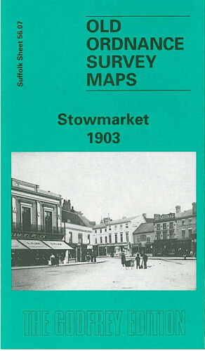 Stowmarket 1903 - Suffolk Sheet 56.07