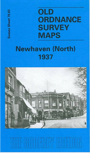 Newhaven North 1937 - Sussex Sheet 78.03