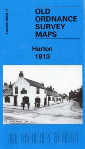 Harton 1913 - Tyneside Sheet 16b