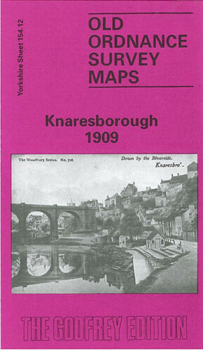 Knaresborough 1909 - Yorkshire Sheet 154.12b