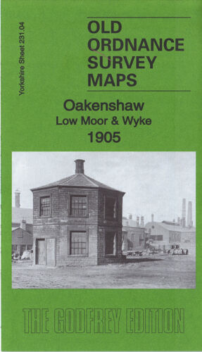 Oakenshaw, Low Moor & Wyke 1905 - Yorkshire Sheet 231.04b