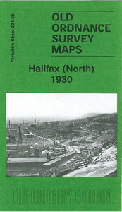 Halifax North 1930 - Yorkshire Sheet 231.05c