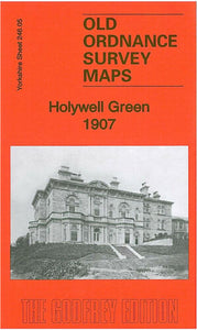 Holywell Green 1907 - Yorkshire Sheet 246.05