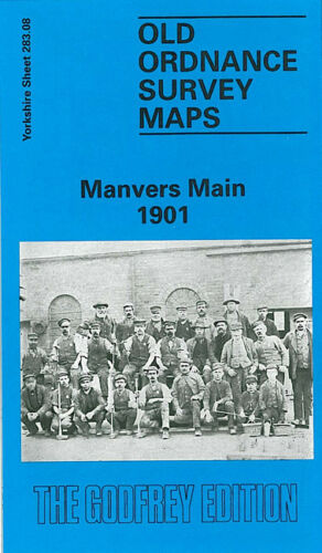 Manvers Main 1901 - Yorkshire Sheet 283.08