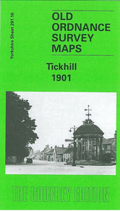 Tickhill 1901 - Yorkshire Sheet 291.10