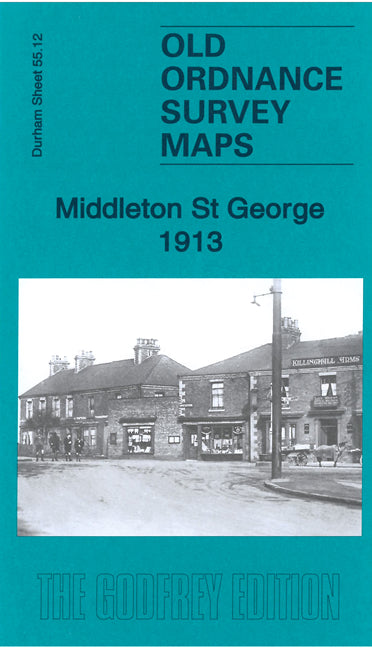 Middleton St George 1913 - Durham Sheet 55.12