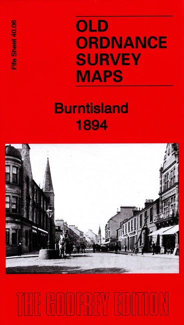 Burntisland 1894 - Fife Sheet 40.06