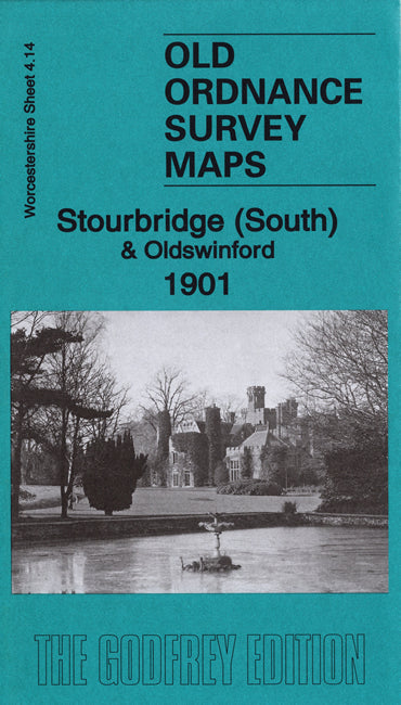 Stourbridge South & Oldwinsford 1901 - Worcestershire Sheet 4.14a