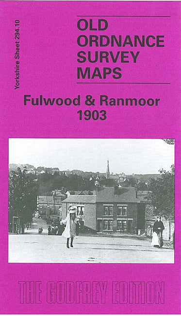 Fulwood & Ranmoor 1903 - Yorkshire Sheet 294.10