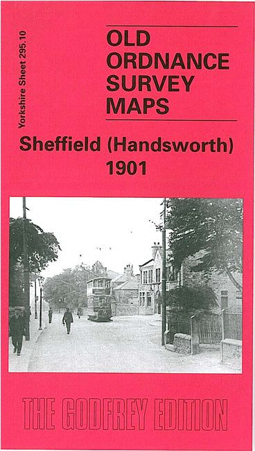 Sheffield Handsworth 1901 - Yorkshire Sheet 295.10
