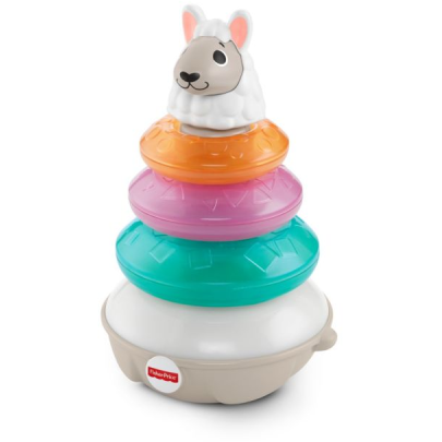 Mattel Fisher Price BlinkiLinkis Lama