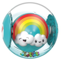 Mattel Fisher Price Regenbogenball