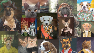 KutePaw - Custom Pet Portrait for everyone