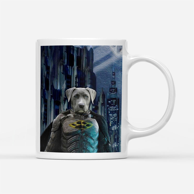 The BatDog - Personalized Mug - KutePaw