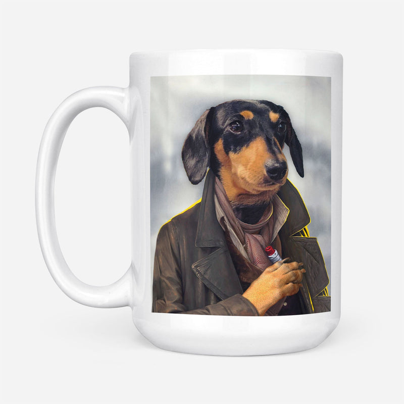 The Ninth Dogter - Personalized Mug - KutePaw