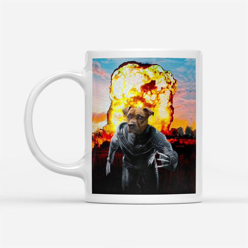Paw Verine - Custom Pet Portrait Mug - KutePaw