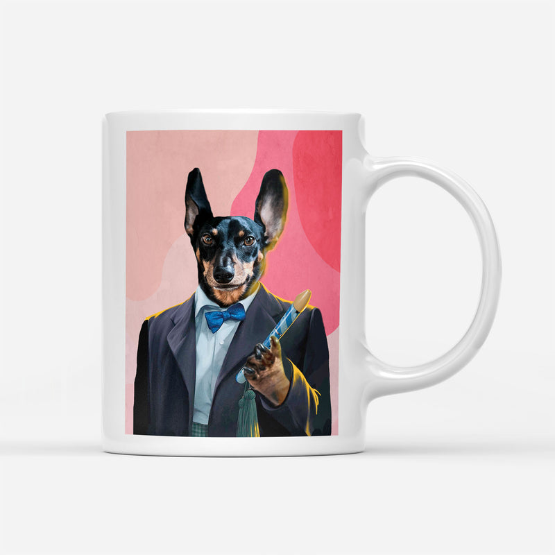 The Second Dogter - Personalized Mug - KutePaw