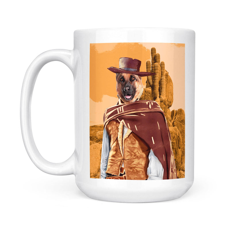 The Good The Bad The Ugly - Personalized Mug - KutePaw