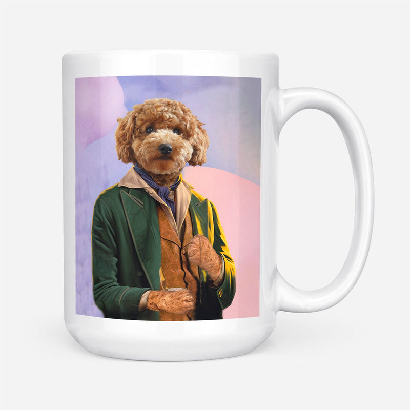 The Eigth Dogter - Personalized Mug - KutePaw