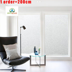 Frosted High Quality  Window Film - Ameya Home