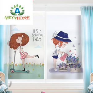 Window Film Frosted Opaque Privacy Films - Ameya Home