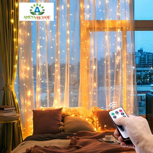 Remote Control USB fairy LED light - Ameya Home