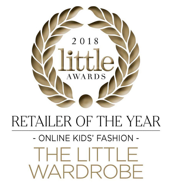 BEST ONLINE KIDS FASHION RETAILER 2018